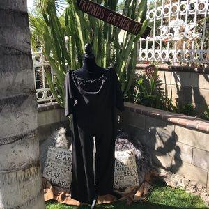 Super cute Eloquii Jump Suit Size 20 New